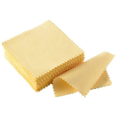 Microfiber-Suede-Silver-Jewelry-Care-Polishing-Cleaning